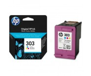 HP303 / T6N01A Colour (UNUSED) for