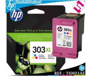 HP303XL / T6N03A Colour (UNUSED) for